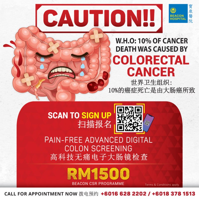 Best Cancer Treatment in Malaysia, Top Class Healthcare